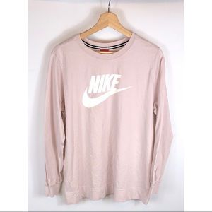 Womens Nike long sleeve tee Size XL